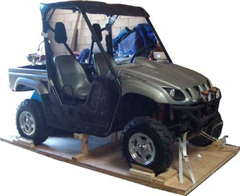 Automobile Crating Suppliers