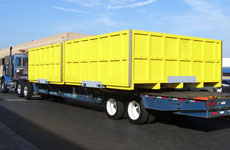 Custom Container Shipping Service