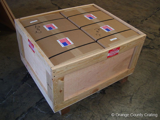 Photo Gallery Packing Crating And Shipping Orange