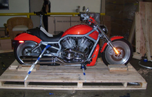 V-Rod Motorcycle