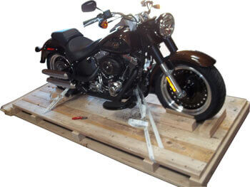 Motorcycle Crating