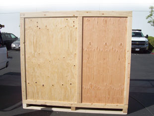 Residential Shipping Boxes Orange County