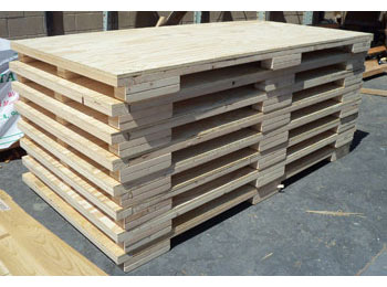 Treated Wood Pallets Orange County
