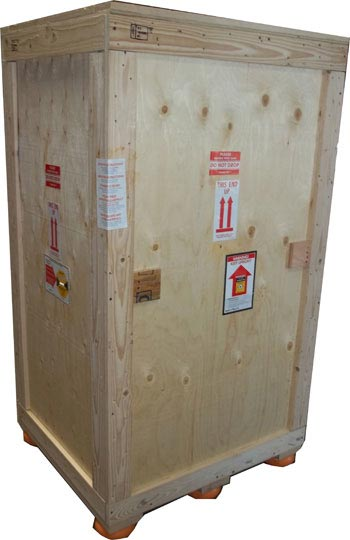 Pomona International Crating Packaging